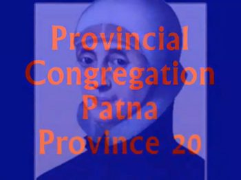 Provincial Congregation in Patna