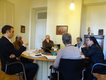Designing a process to prepare for General Congregation 2020
