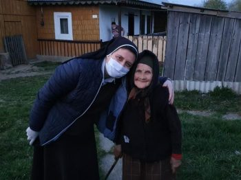 Support for the needy: Romanian Province
