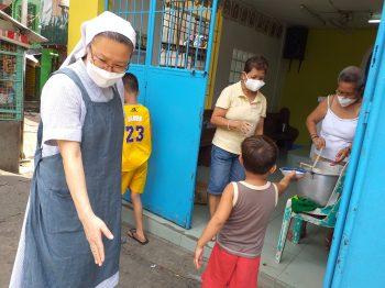 The Community in Quarantine in Metro Manila