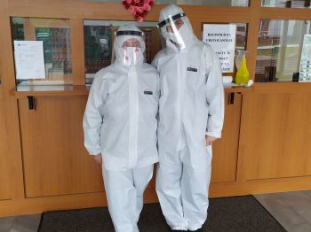 Slovakia: Volunteering to fight the pandemic