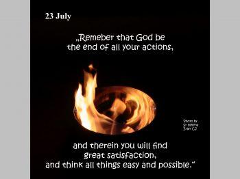 23 July