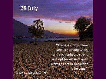 28 July