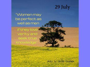 29 July
