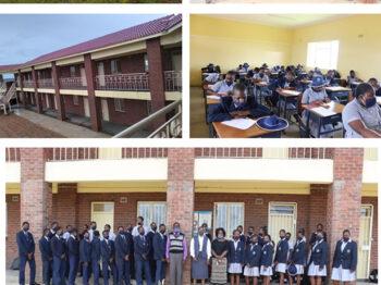 Mary Ward High School in the midst of Covid 19 – Zimbabwe Region