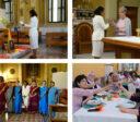 Renovación de los votos de Selvi Adaikalam IBVM/Loreto
