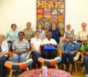 Treffen beider Generalate CJ und IBVM in Casa Loreto, Via Massaua.