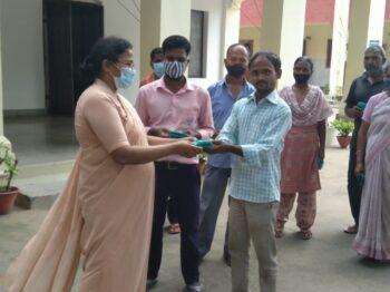 Covid-19: Nuestra ayuda – Provincia de Allahabad