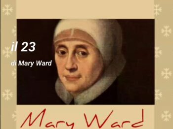 23rd with Mary Ward