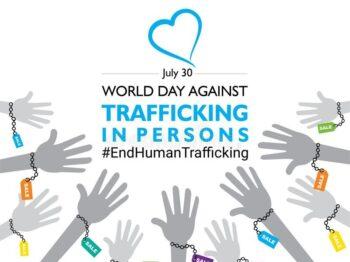 Der Welttag gegen Menschenhandel. #EndeMenschenhandel