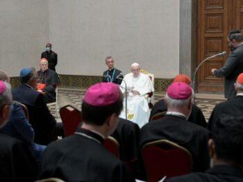 Papal visit to Hungary: appreciation of the Congregatio Jesu