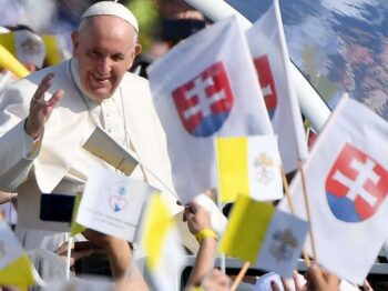 Pope Francis' visit to Slovakia